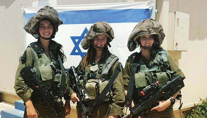 The new face of IDF - Israeli Defense Forces